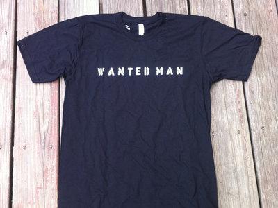 Wanted Man T-Shirt main photo