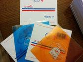 "Limited Edition Mainline 7"" Flexi Vinyl - Yum-01 photo"