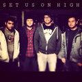 Set Us On High image