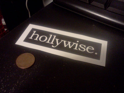hollywise. Sticker main photo