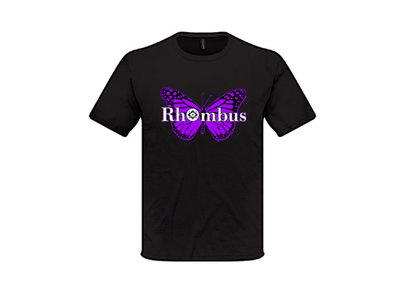 Rhombus 'Purple Butterfly' T-Shirt main photo