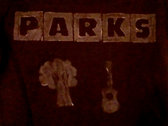 Parks Stamp Baby T (Black) photo
