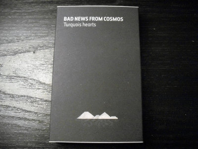 """AMOK074 - Bad News From Cosmos - """"Turquois hearts"""" CASSETTE main photo"""