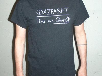 bcp019 - azfarat - peace and quiet t-shirt main photo