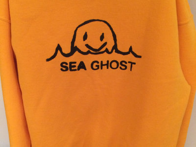 Yellow Sea Ghost sweatshirt main photo