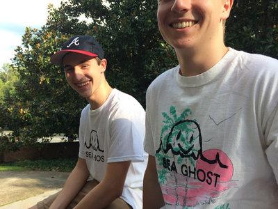 Sea Ghost Island T-Shirt main photo