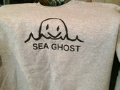 Sea Ghost Grey Sweatshirt photo