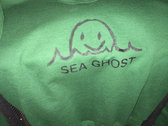 Green Sea Ghost Sweatshirt photo