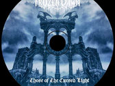 """PACK: T-shirt + CD """"Those Of The Cursed Light"""" photo"""