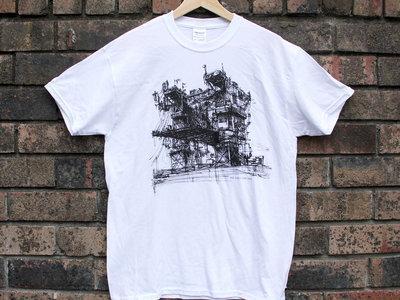 City of Wires T-shirt (White) main photo