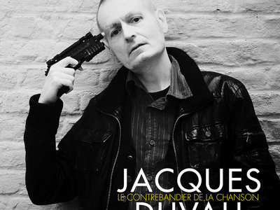 Biography Book: Jacques Duvall, Le Contrebandier De La Chanson main photo