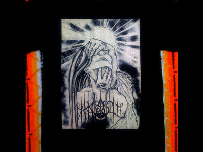 "Shirt -""Stare Into Absence"" is available @ HolyMountainPrinting.com main photo"