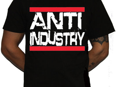AntiIndustry XL RUN DMC Style T main photo