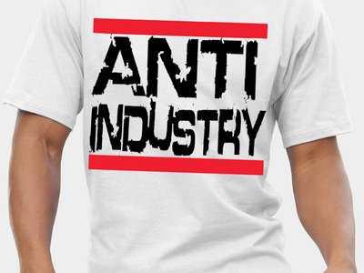 AntiIndustry RUN DMC Style T main photo