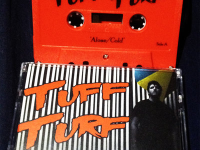 TUFF TURF - ALONE/COLD (CASSETTE) main photo