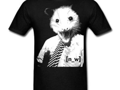 Opossumface T-shirt main photo