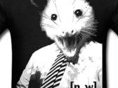 Opossumface T-shirt photo
