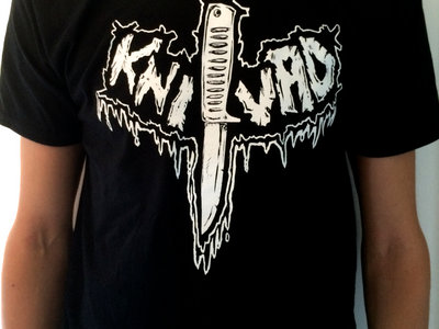 KNIVAD T-SHIRT + PATCH main photo