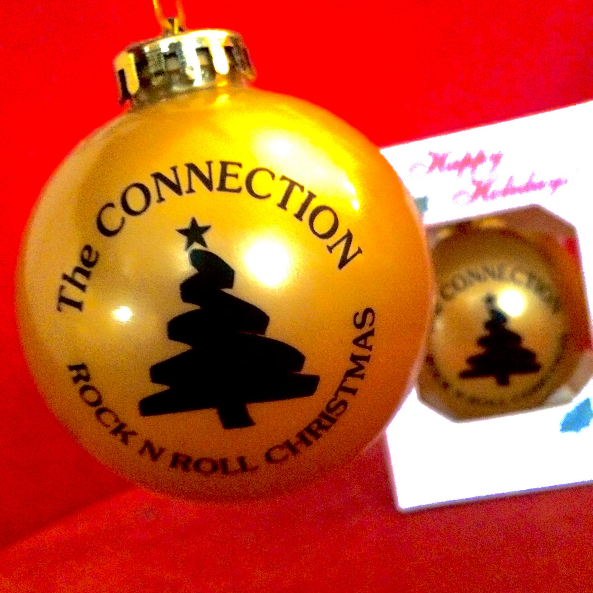 the connection rock n roll christmas tree ornament these christmas ornaments are proudly manufactured and printed in the usa constructed of durable