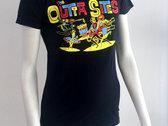 Outta Sites Black T-Shirt photo