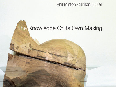 The Knowledge Of Its Own Making - CD album (HCR08CD) main photo