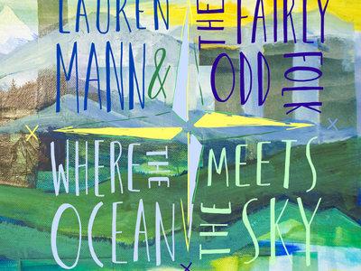 Where the Ocean Meets the Sky: A Visual EP main photo