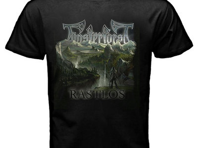 Rastlos T-shirt main photo