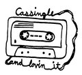 Cassingle and Loving It Records image