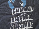 T-shirt or tank top w/ Blue Moon All Stars Bear Logo  + album download! photo
