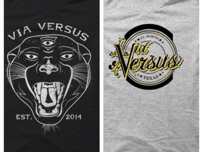 Panther Or Est.Logo Tshirt main photo
