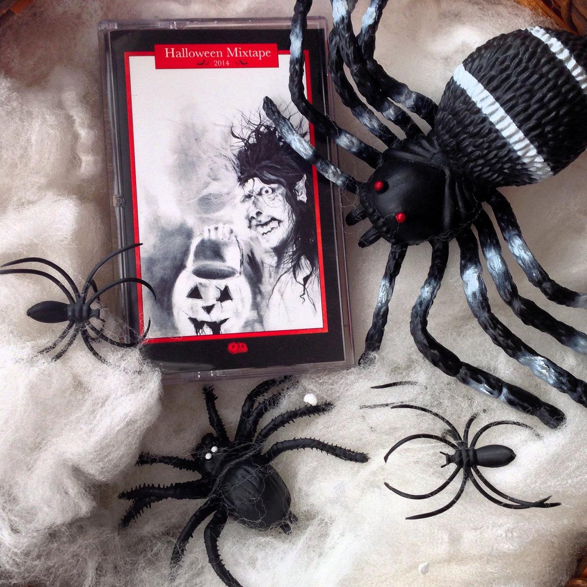 halloween mixtape 2014 | plastic response records