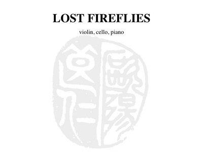 Lost Fireflies (piano trio) main photo