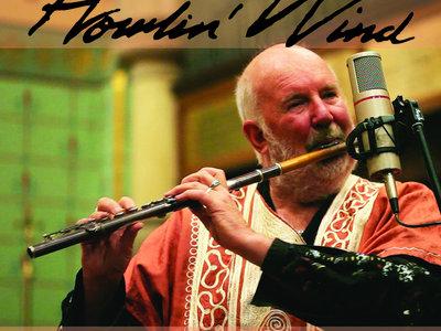 LIVE Howlin' Wind DVD main photo