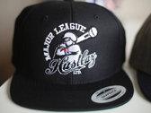 Major League Hustlaz ltd Classic Snapback photo