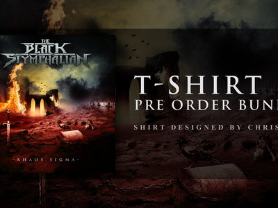 Khaos Sigma EP + T-Shirt Bundle main photo