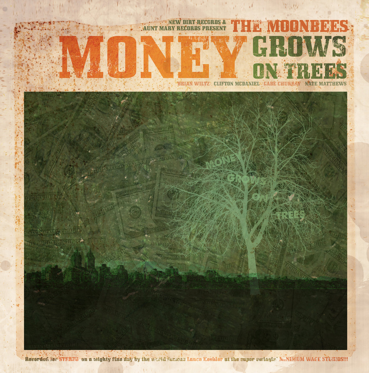 Money Grows On Trees Compact Disc