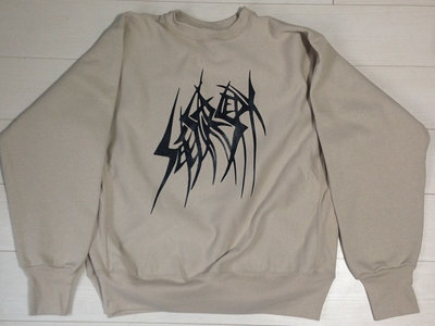 SETE STAR SEPT logo sweater - Sand main photo