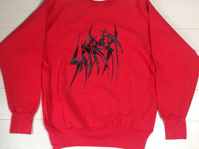 SETE STAR SEPT logo sweater - Red main photo