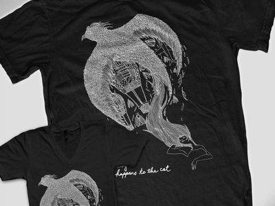 Sun Drunk Moon T-shirt (Black) main photo
