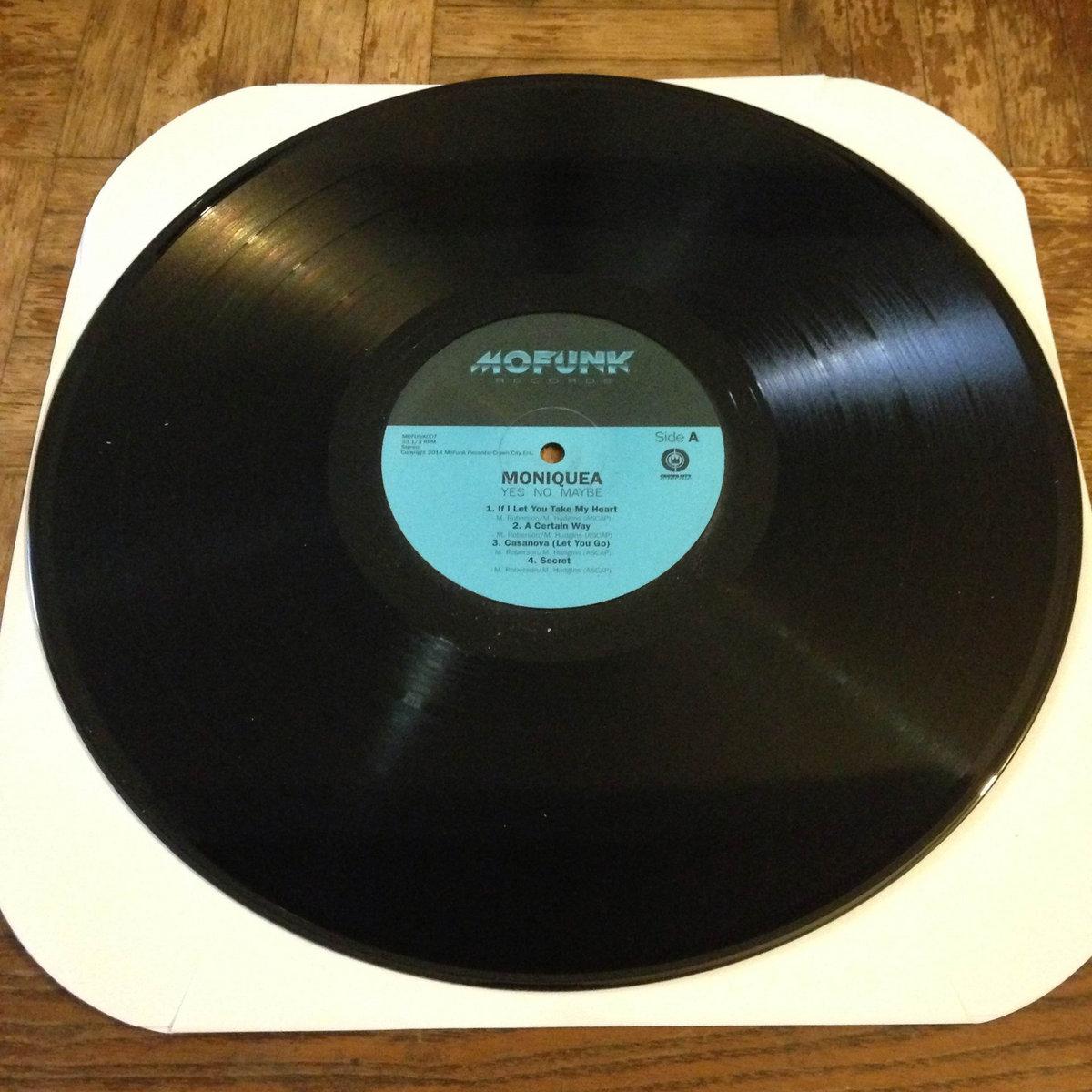 Yes No Maybe | MoFunk Records