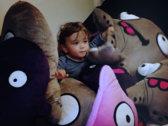 BABY FLOPPY PELUCHE photo