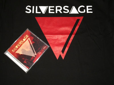 Silversage T-Shirt and The Storm Demo EP Package (Limited) main photo