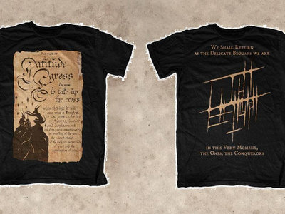 Latitude Egress - To Take Up The Cross T-Shirt main photo