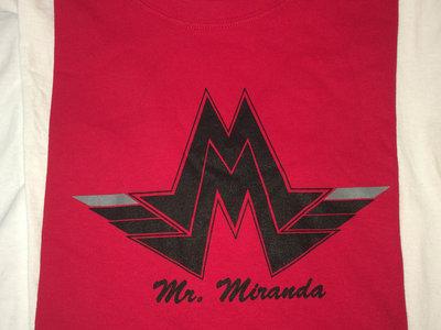 Official Mr. Miranda Logo T-Shirts main photo