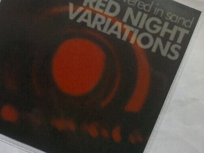 Red Night Variations (DVD only edition) main photo