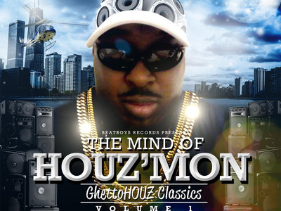 THE MIND OF HOUZMON T-SHIRT main photo