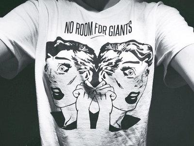No Room For Giants - King EP T-shirt main photo