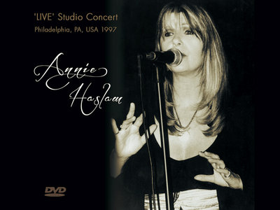 Live Studio Concert Philadelphia 1997 - Autographed DVD main photo