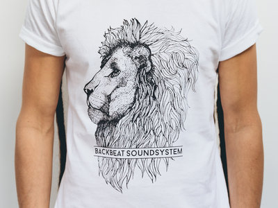 'Together Not Apart' Lion Tee main photo