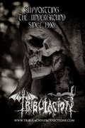Tribulacion Productions -  Underground Necro Metal Label image